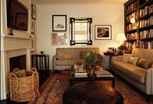 Upstairs Family Room/Library / by Kelly Robson