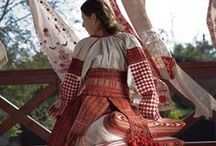 Welcome to Ukraine / Examples of traditional, ethnic and folk fashion from Ukraine, as well as its history, traditions, art, etc.