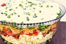 Sassy salads / by Jen Gunson