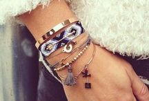 Jewelry Lovelies>>Arm Candy / by Bonnie Poore