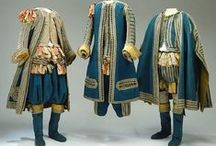 History of fashion: XVII c / Style and fashion (male, female, children, jewelry, home decor, etc.) of XVII century.