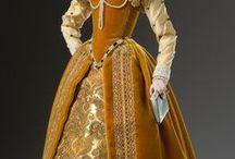 History of fashion: XVI c / Style and fashion (male, female, children, jewelry, home decor, etc.) of XVI century.