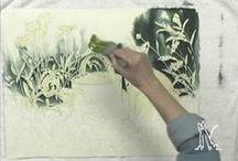 painting, watercolor tutorial