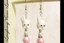Laughing Vixen Lounge Earrings