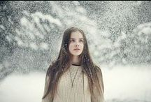 Season: winter / Inspirational board with lovely and interesting lifestyle images related to winter time.