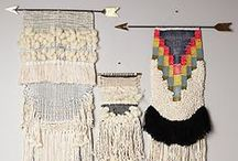 Weaving & Macrame / by Bonnie Poore