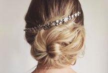Penteados pra inspirar / Sempre bate aquela dúvida do penteado perfeito. Inspire-se aqui.