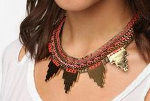 Jewelry Lovelies>>Woven / by Bonnie Poore