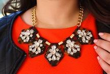 Jewelry Lovelies>>Statement / by Bonnie Poore