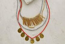 Jewelry Lovelies>>Layered / by Bonnie Poore