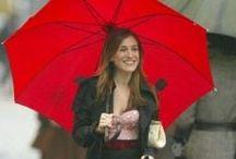 Looks pra quando a chuva vem / Se você não sabe se vestir pra dias de chuva como eu, esse é o nosso painel.