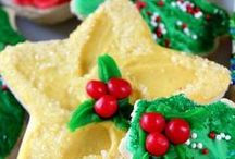 Christmas Goodies / Christmas Themed Edibles, Gingerbread, edible and not. A few simple ideas to add to the Christmas Table.  All other Happy Christmas decor and things are on my Christmas board, including fully set tables.