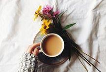 A arte de tomar café