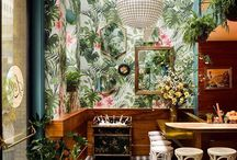 special interiors/architecture / great not living spaces