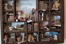 Printers drawers / by Maria G