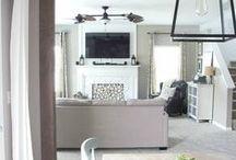 Living Room ideas / by Erica Hyatt