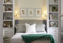 Bedrooms / by Maria G