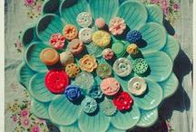 Button galore / by Maria G