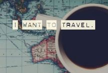 travel musts / by Mia