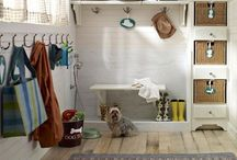 Other House Parts / Laundry rooms, entryways, mudrooms, man caves.... / by Heather Nic