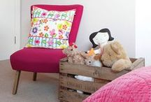 Kids Rooms / by Heart Home magazine