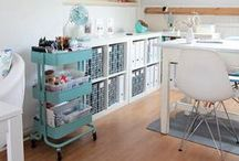 Work Spaces / by Heart Home magazine