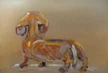 Doxie Mom ♡ / Just a board dedicated to my love of dachshunds :) / by Elizabeth Douglas
