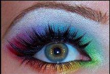 makeup / by Elizabeth Douglas