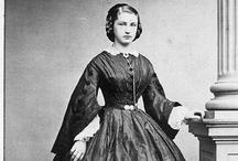 Reenacting, 1860's, etc / by Kayla Hunter