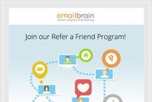Emailbrain / by Emailbrain Smart Digital Marketing