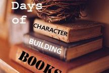 Homeschooling-Character Development / Different resources for helping children develop character