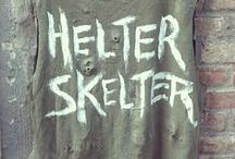 """Helter Skelter"" / by Dead Fred"