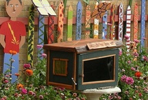 Little Free Libraries / The Modesto Bee news in central California just 