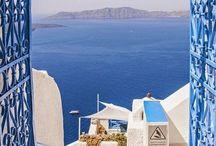 Greece / Daydreaming.