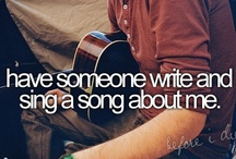 My Bucket List / All the things I want to do before I die