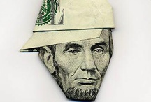 """Cash is King"" / by Dead Fred"