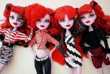 Monster High / by Maria G