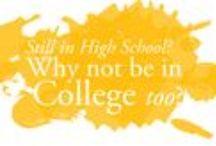 Homeschooling-Dual Enrollment / Different resources for students doing dual enrollment in homeschool high school. ichoosejoy.org
