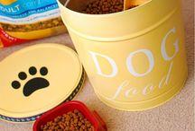 For my dogs / by Elizabeth Douglas