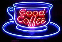 Coffee-aholic / by Susan Hingle