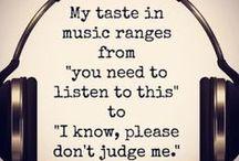 Music. / by Elizabeth Douglas