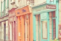 Tout Sweet Shops / by Andy Mn
