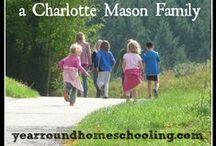 Homeschooling-Charlotte Mason / Ways to homeschool using the Charlotte Mason method