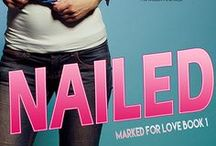 "NAILED / ""Lay Low and Live"" is what's kept Bonnie James alive for three years. Then Bonnie's latest one-night stand turns out to be the bounty hunter sent to track her down, and more importantly, track down the sister she thought was dead.   Manhandling Bonnie violates Wynn Collier's personal code, but he's more than happy to use naughtier, more entertaining, forms of persuasion to get what he wants.   Living outside the law comes at a high price for the both of them…but so does settling down."