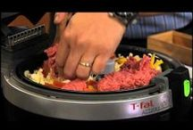 Actifry recipes / I have  T-Fal Actifry Family (1,5 kg).  / by Nora