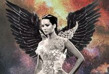 Happy Hunger Games! / The Hunger Games, Catching Fire & Mockingjay  / by Elizabeth Douglas
