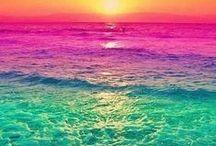 pretty colors :) / by Elizabeth Douglas