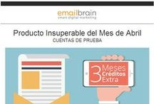 Emailbrain's Spanish Promotions / by Emailbrain Smart Digital Marketing