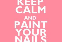 Pretty Nails / by Rachel Partridge