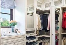 Closets / by Heather Nic